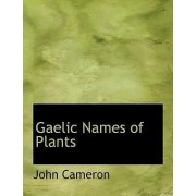 Gaelic Names of Plants by Senior Lecturer School of Development Studies John Cameron