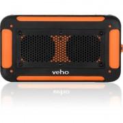 Boxa portabila Veho 360 grade Vecto Wireless Water Resistant orange