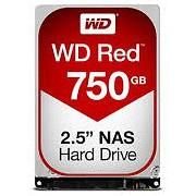 "Western Digital Red 2.5"" 750GB NAS notebook (WD7500BFCX)"
