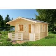 Caseta de jardin Sylvi 1de 350 x 350/480 cm. para Jardín