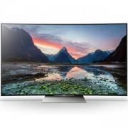 Телевизор Sony KD-65SD8505, 65 инча, Curved 4K Ultra HD LED, Android TV BRAVIA, XR 1000Hz, Voice Remote, Черен, KD65SD8505BAEP