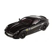 Hotwheels Elite 1:43 Ferrari 599 GTO 2010 Die Cast Model (Black)