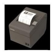 MINIPRINTER EPSON READYPRINT TM-T20II, TERMICA, NEGRA, SERIAL (DB25), USB, AUTOCORTADOR