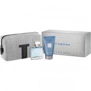 Azzaro Chrome Комплект (EDT 30ml + SG 50ml + Bag) за Мъже