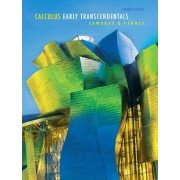 Calculus, Early Transcendentals by C. Henry Edwards