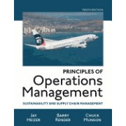 Principles of Operations Management: Sustainability and Supply Chain Management Plus Myomlab with Pearson Etext -- Access Card Package