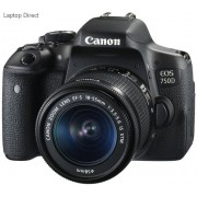 Canon EOS 750D 24 MegaPixel Digital Camera with 18-55 IS STM Lens Kit