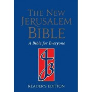 NJB Reader's Edition Cased Bible by Henry Wansbrough