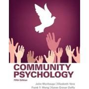 Community Psychology by John Moritsugu
