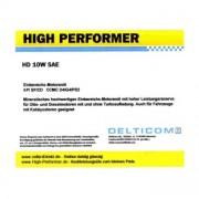 High Performer HD SAE 10W Einbereichsöl 208 Liter Fass