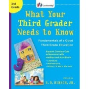 What Your 3rd Grader Needs(Rev by E.D. Jr Hirsch