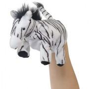 Zebra Glove Puppet 7 by Wild Republic