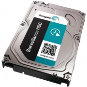 "HDD Seagate Surveillance, 1TB, 3.5"", SATA III 600 + Cablu S-ATA III 4World 08529, 457 mm"
