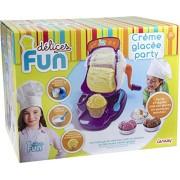 LANSAY - 17864 - KIT Mondo Creativo - Fun Ice Cream Partito Delizie