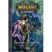 A la sombra 1 Dragones de Terrallende / Shadow Wing 1 The Dragons of Outland by Richard Knaak