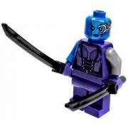 Lego Super Heroes Guardians Of The Galaxy Nebula minifigure (loose)