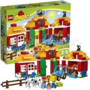 Lego Конструктор Lego Duplo 10525 Лего Дупло Большая ферма