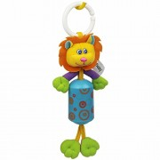 Imported And New Kytra 27cm Infant Rattles bed bells Plush doll Newborn Baby Stroller Bed Hanging Ring Bell Soft Musical Toys