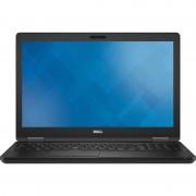 Laptop Dell Latitude 5580 15.6 inch Full HD Intel Core i7-7600U 8GB DDR4 256GB SSD FPR Black