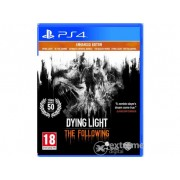 Joc software Dying Light: The Following - Enhanced Edition PS4
