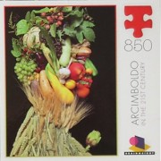 Arcimboldo - Summer - 850 Piece Puzzle by Brainwright