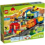 LEGO® DUPLO™ Set de trenuri Deluxe 10508