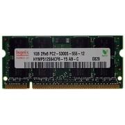 Hynix - Memoria RAM da 1 GB per Notebook, HYMP512S64CP8-Y5 AB, PC2-5300S-555-12, ID10917