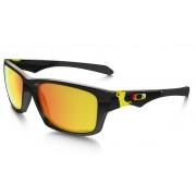 Oakley Jupiter Squared - VR/46 Pol Blk w/Fire Ird - Brillen