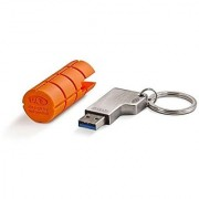 LaCie RuggedKey 16GB USB 3.0 Flash Drive 9000146