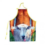 """Apron - Sheep Lover"""
