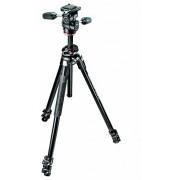 Manfrotto MK290DUA3-3W 290 Dual kit cu cap 3D