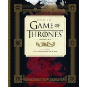 Inside HBO's Game of Thrones: Book 2 by C a Taylor