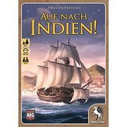 Pegasus Auf nach Indien! - Juego de tablero (Niños, Niño/niña, DEU, Strategy board game)