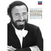 Luciano Pavarotti - Puccini's Greatest Arias: Nessun Dorma (0044007432822) (1 DVD)