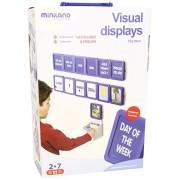 Miniland Educational Visual Displays Calendario
