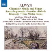 W. Alwyn - Chamber Music & Songs (0747313034079) (1 CD)