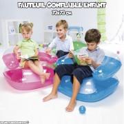 Fauteuil gonflable pour enfant 76x76 cm