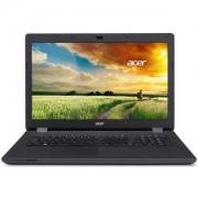PC portable Acer Aspire ES1-731-C6EK 17.3' LED HD Celeron N3050 RAM 4Go HDD 1To Graveur DVD Wi-Fi N/Bluetooth Webcam Windows 10 Famille 64 bits