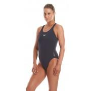 speedo Essential Endurance + Medalist Swimsuit Women navy 36 2017 Schwimmen