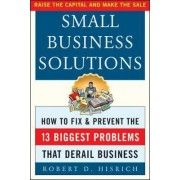 Small Business Solutions by Robert A. Hisrich