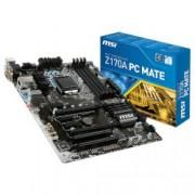 Motherboard Z170A PC Mate (Z170/1151/DDR4)