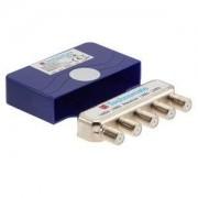 ElectricalCentre TM-4S Switch para equipos por satélite (importado)