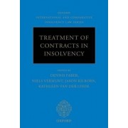 Treatment of Contracts in Insolvency by Professor of Private and Commercial Law Dennis Faber