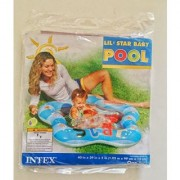 Intex Inflatable Lil Star Baby Pool