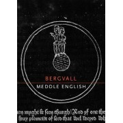 Meddle English by Caroline Bergvall