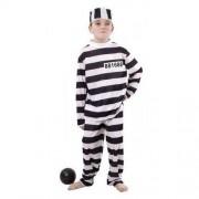 Aster Więzień 7-9 Lat, przebrania / kostiumy dla dzieci,