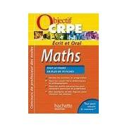 Maths CRPE - Alain Descaves - Livre