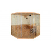items-france IF-151 - Sauna traditionnel 185x185x210