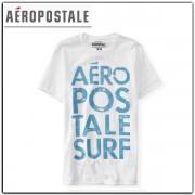 Camiseta - Aeropostale Masculina - Branca VI