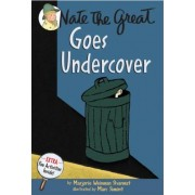 Nate the Great Goes Undercover by Sharmat M W; Simont M